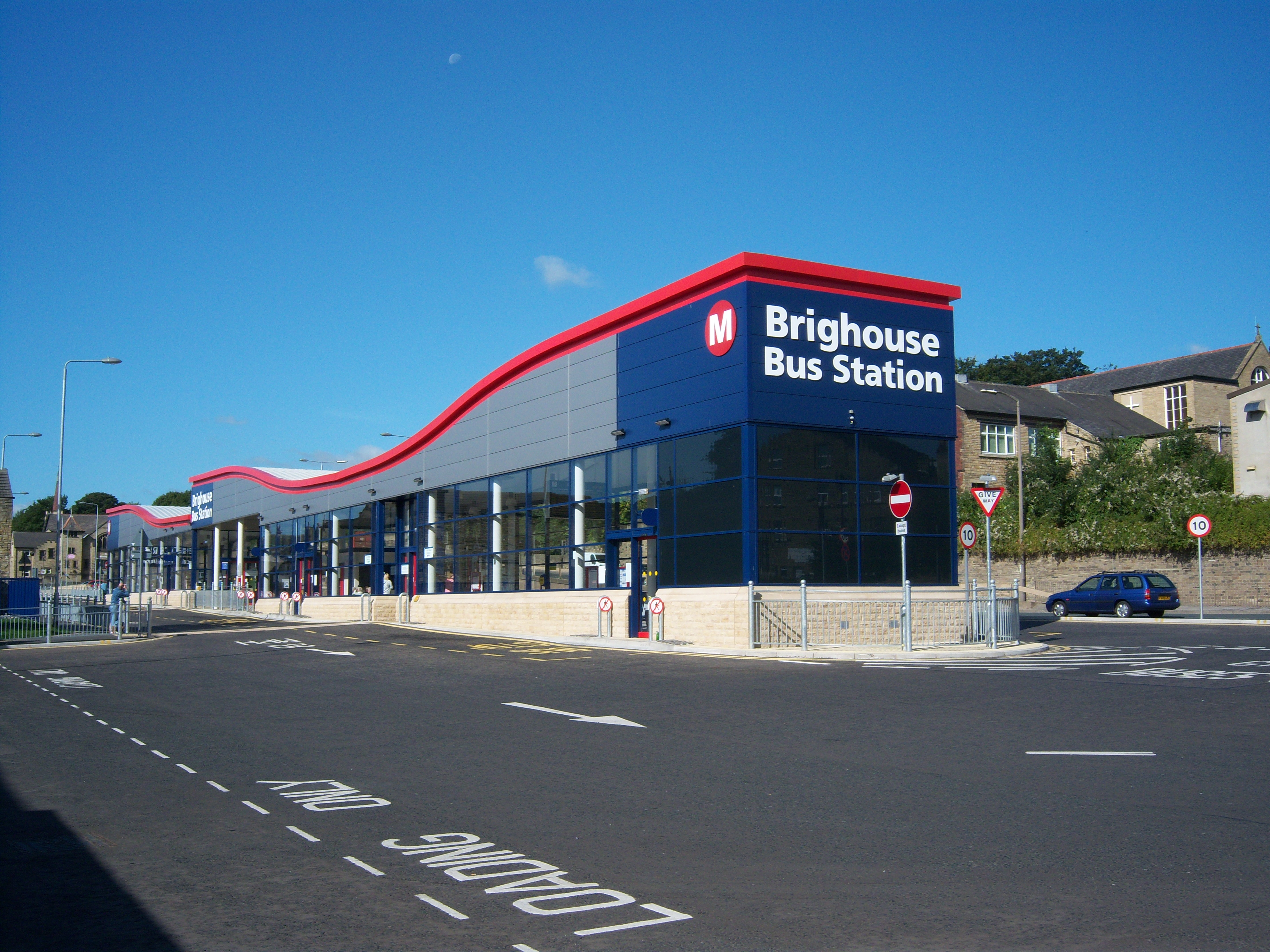Brighouse Bus Station 4
