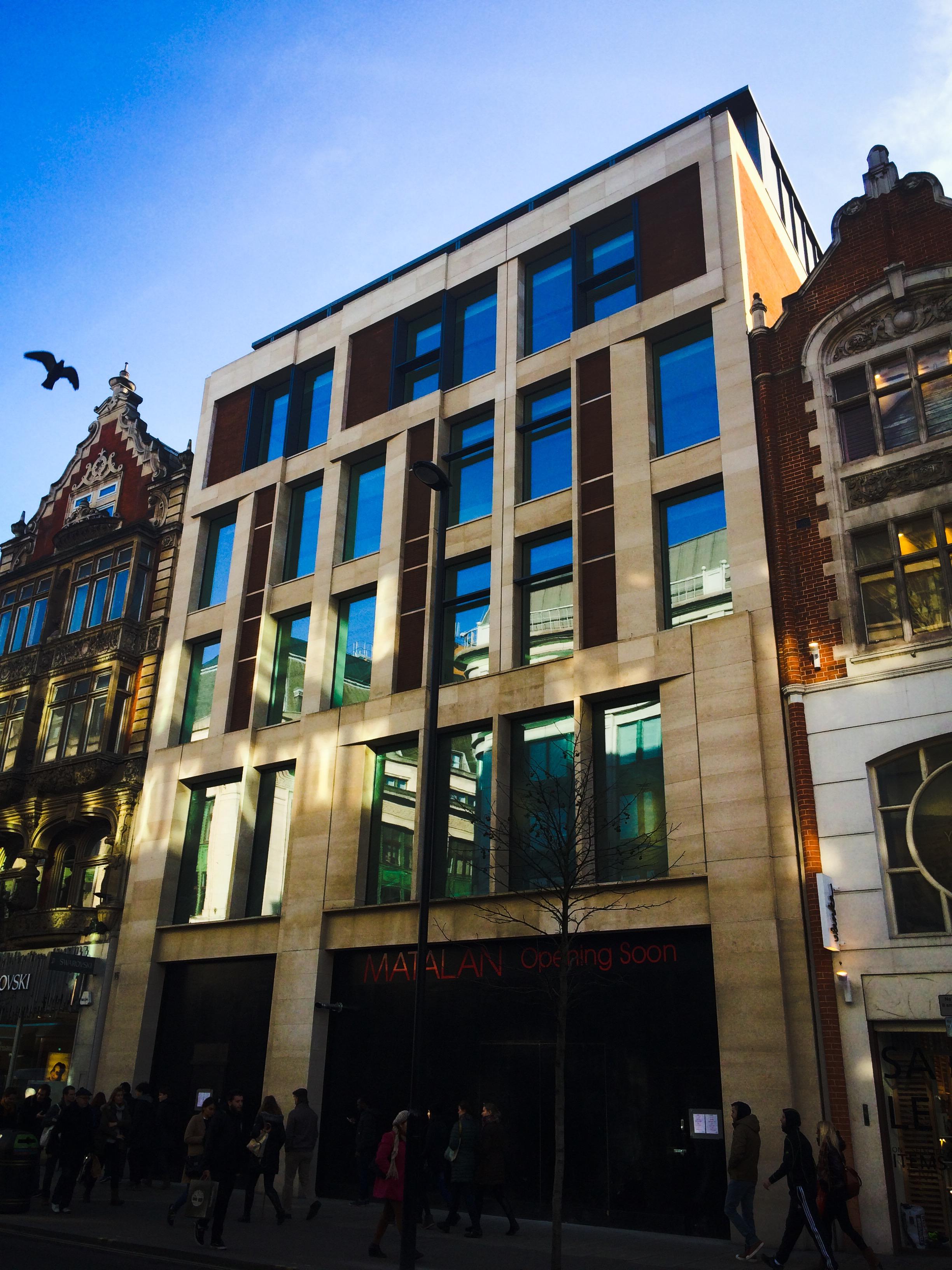 Oxford Street, London 1