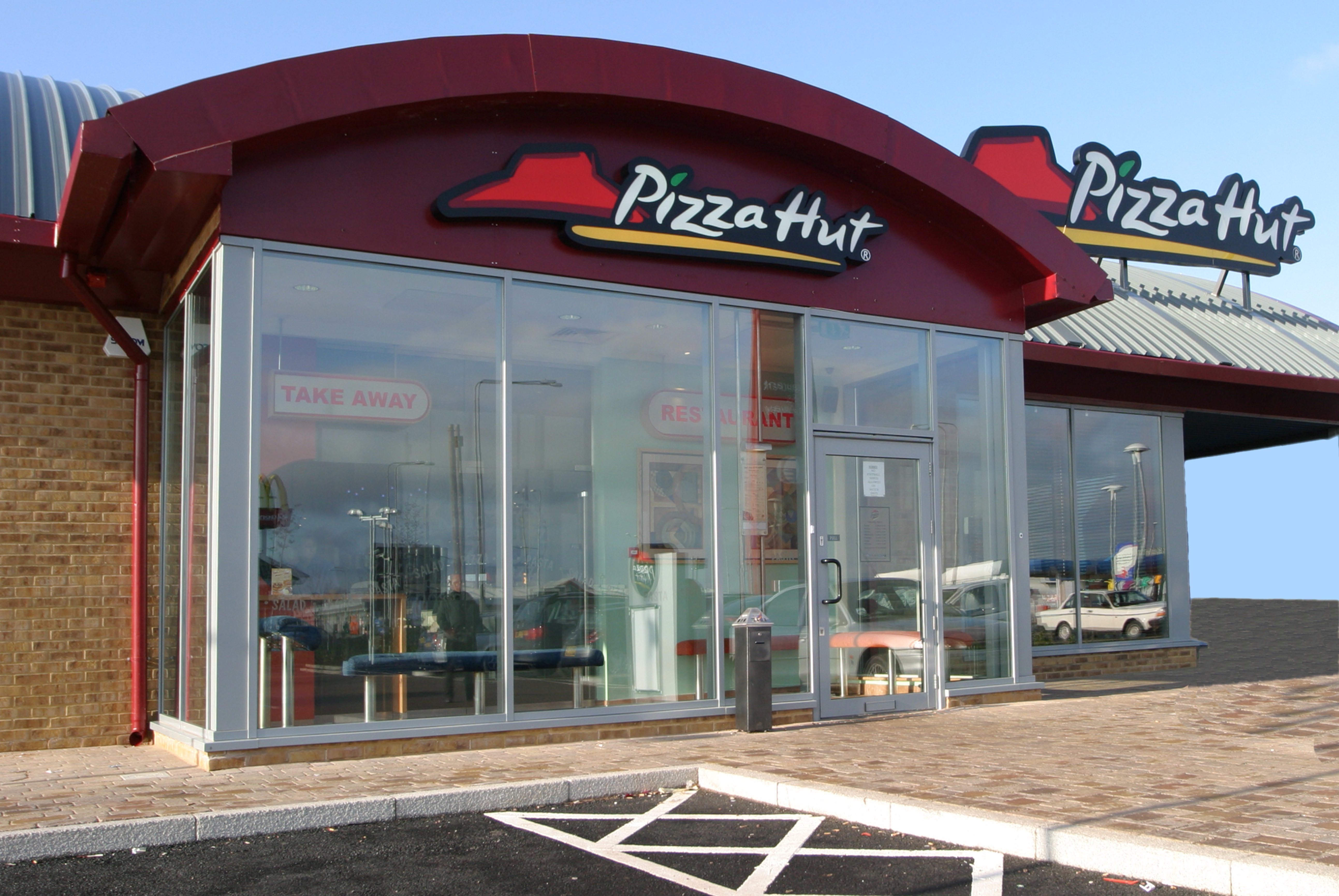 Pizza Hut 2